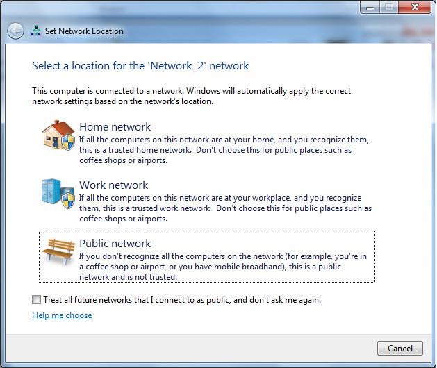 Windows 7 - Network Troubleshooting Guide on network settings windows 7, network connections windows server 2003, network properties windows 7, network diagnostics windows 7, network connections facebook, local area network windows 7, network type windows 7, network connections in xp, network adapter for windows 7, unidentified network windows 7, home network windows 7, wireless network windows 7, network sharing center windows 8, my network places windows 7,
