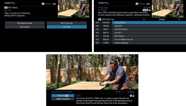 i-Guide HDTV
