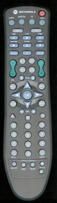 Motorola DRC800 Universal 4 in 1 Remote Control
